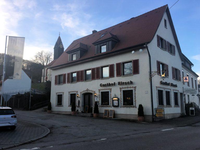 Indelhausen Hotel Hirsch Mitgliederversammlung